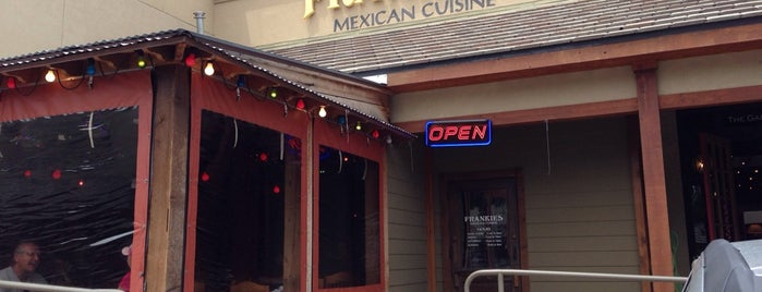 Frankie's Mexican Cuisine is one of Top Food Picks In DFW.