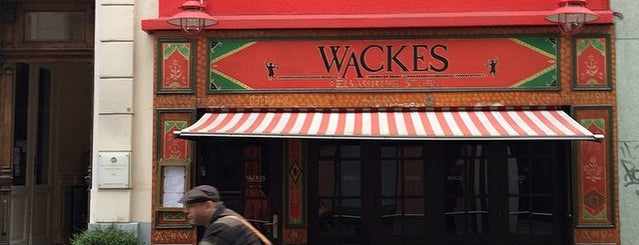Wackes Weinstube is one of Culinary Cologne.