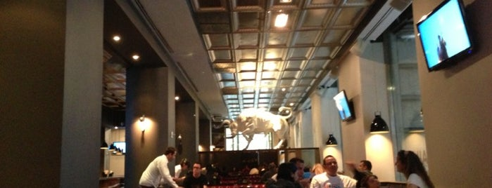 The Bailey Pub & Brasserie is one of FiDi Bars/Restaurants.