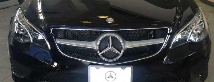 Auto for Mercedes benz tysons service