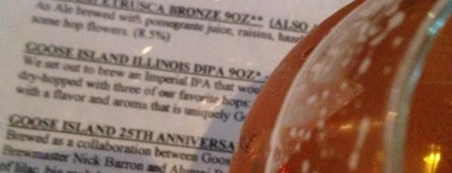 Capone's Restaurant is one of Favorite Craft Beer Places - Philly Suburbs.
