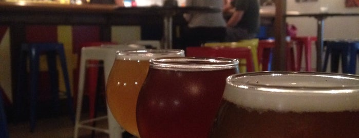 Overshores Brewing Co. is one of New England Breweries.