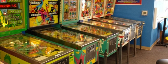 Seattle Pinball Museum is one of Top 10 favorites places in Seattle, WA.