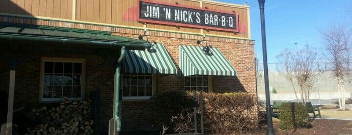 Jim 'N Nick's Bar-B-Q is one of Bbq.