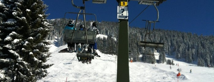 Bergbahn Brixen is one of Skiwelt Lifts.