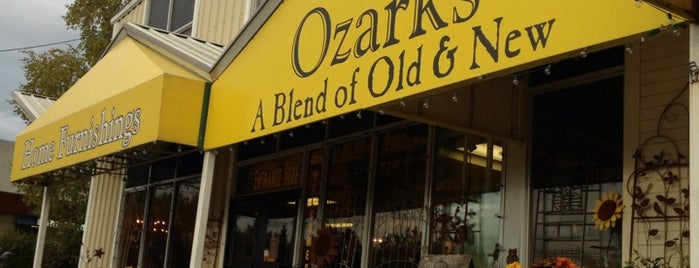 Ozarks is one of Anchorage, AK.