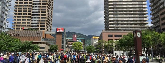 六甲道南公園 is one of 公園.