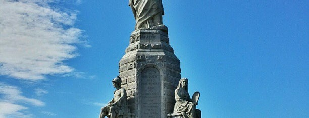 National Monument to the Forefathers is one of Landmarks.