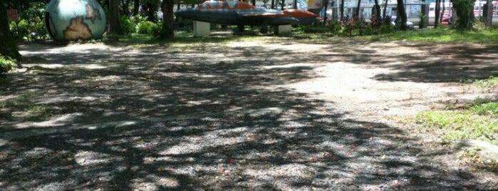 Parque Infantil de Diversiones is one of San Salvador #4sqCities.