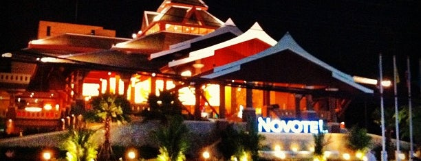 Novotel Phuket Vintage Park is one of Hotel.