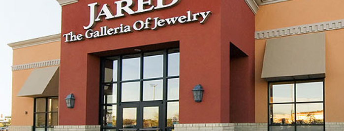 Jared The Galleria of Jewelry is one of Random places :).