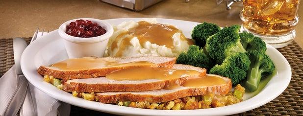 Denny's is one of Top picks for Breakfast Spots.
