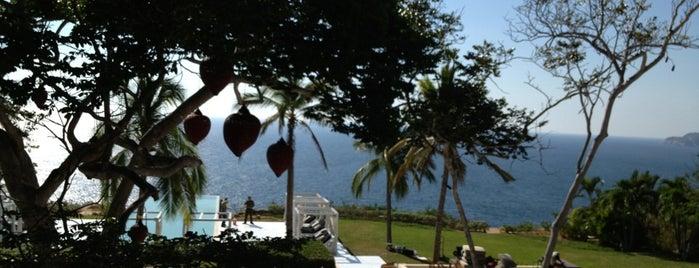 Las Vistas is one of Acapulco.