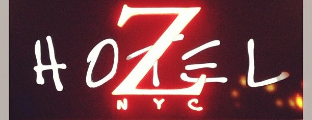 Z NYC Hotel is one of Where to go in NYC.