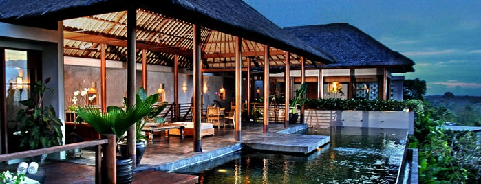 The Longhouse is one of Hotels, Resorts, Villas of the World.