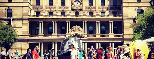 Customs House is one of Australia Trip.