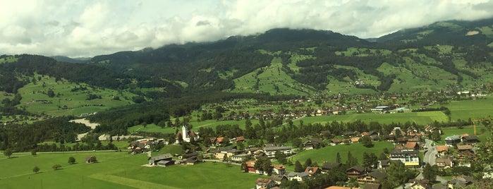Bahnhof Giswil is one of Bahnhöfe Top 200 Schweiz.