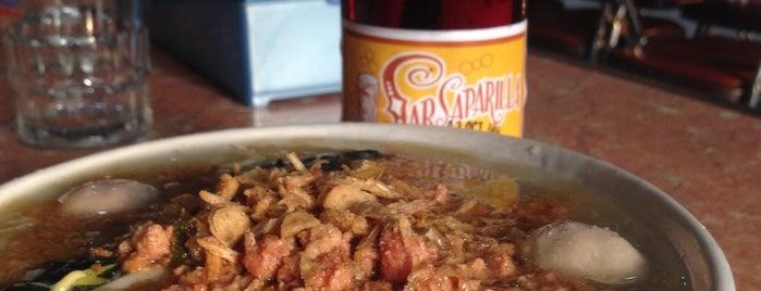 Lomie Karuhun is one of Favorite Food.
