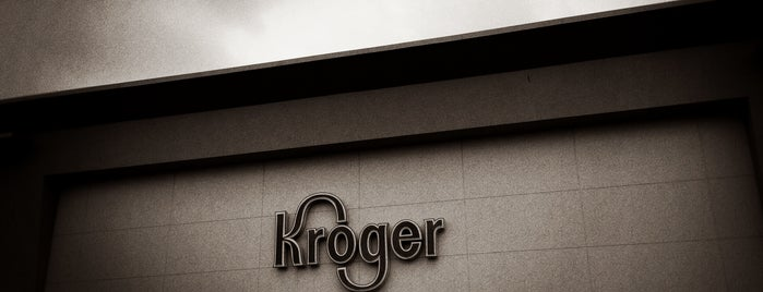Kroger is one of Place's I like.