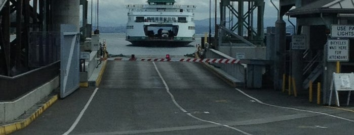 Bainbridge Island Ferry Terminal is one of #2daysinSeattle.