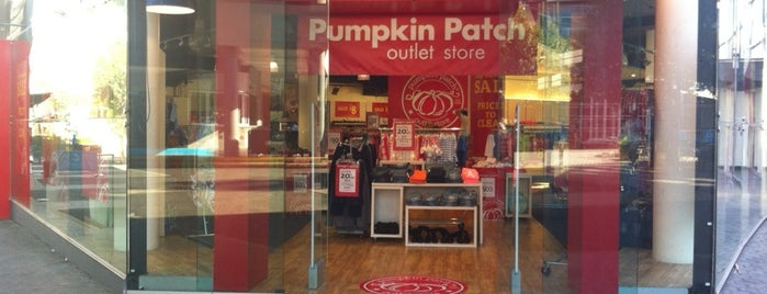 Pumpkin Patch Outlet Store is one of The Entertainment Quarter.