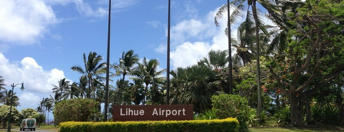 Lihue Airport (LIH) is one of Airports.
