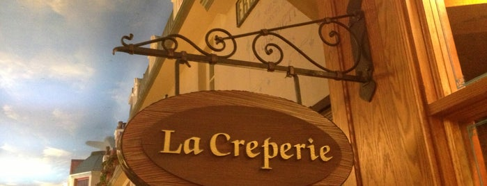 La Creperie is one of All TIP.