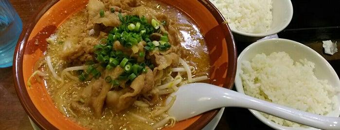 味噌屋せいべえ 上野本店 is one of 御徒町 ラーメン.