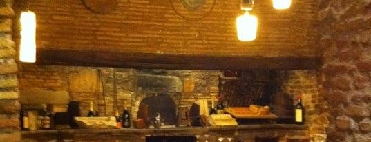 Hostaria Costanza is one of ristoranti Roma.