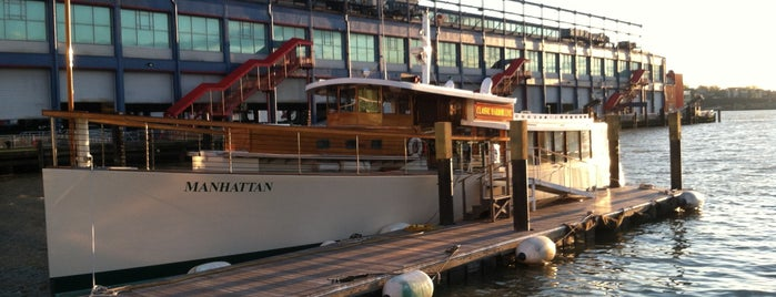 Classic Harbor Line - Pier 62 is one of Tourist Checklist.