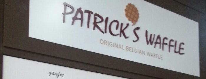 Patrick's Waffle is one of Cafe & Bakery.