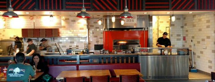 Blaze Pizza is one of Places to go.