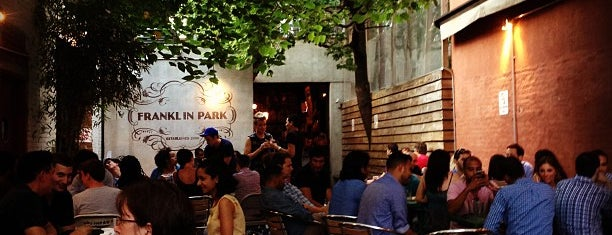 Franklin Park is one of Drink Outside NYC.