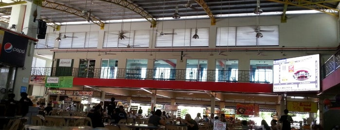 GP 城中城(第一花园) is one of Jalan Jalan Ipoh Eatery.