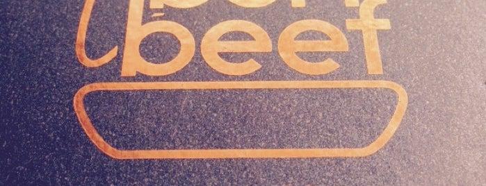 Bon Beef is one of Hamburguesas en Lima!.