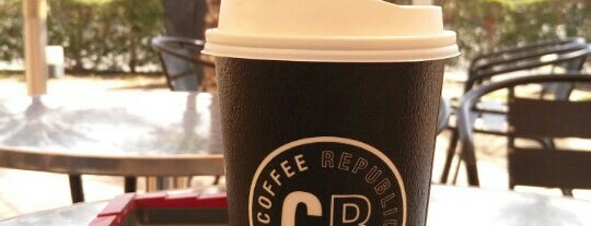 Coffee Republic is one of Top picks for Cafés.
