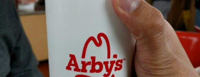 Arby's is one of kyle.