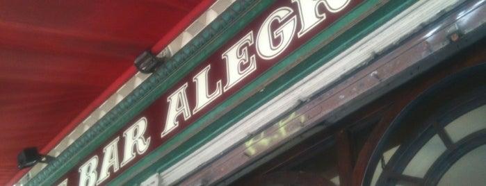 Bar Alegría is one of The FoodHunter DimasEnrik AC.
