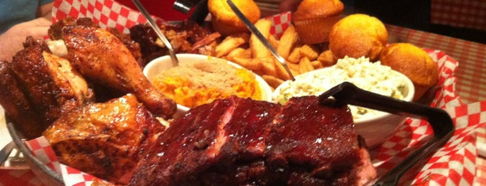 Famous Dave's is one of My Favorites!.