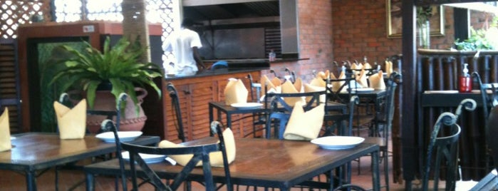 Buka Restaurant is one of Must-visit Food in Accra.