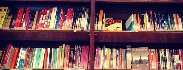 Livraria Saraiva is one of Top picks for Bookstores.