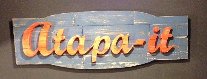 Atapa-it is one of BCN.