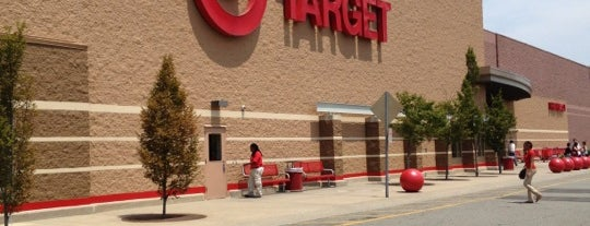 Target is one of Shopping for NYC dwellers--in NJ!.