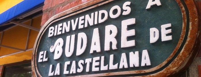 Budare de La Castellana is one of Top 10 favorites places in Caracas, Venezuela.