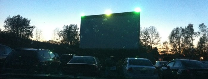 Midway Drive-In Theater is one of My Favorite Places.