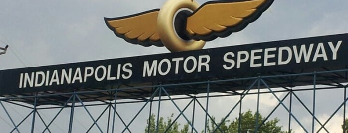 Indianapolis Motor Speedway is one of Top picks for Racetracks.