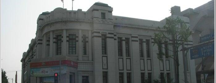 인천 중동 우체국 is one of Korean Early Modern Architectural Heritage.