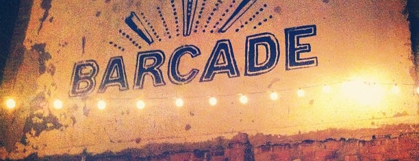 Barcade is one of Top Craft Beer Bars: Philly Edition.