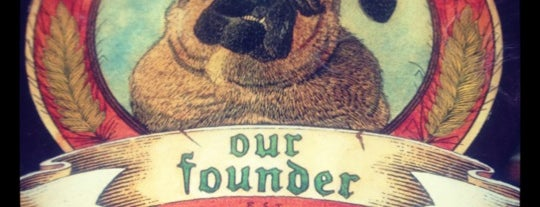 The Corner Pug is one of burrs.