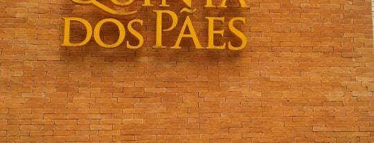 Quinta dos Pães is one of Restaurantes.